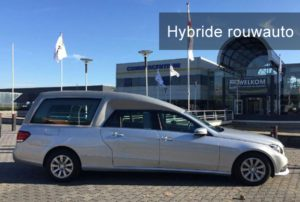 Hybride Mercedes rouw auto